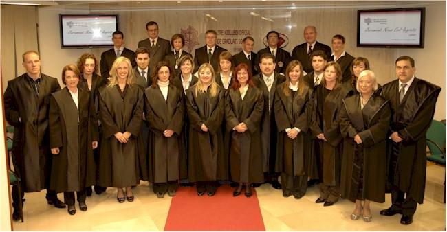 colegio abogado tarragona: