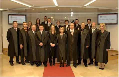Jura colegiados colegio de graduados sociales de tarragona for Juzgados de martorell