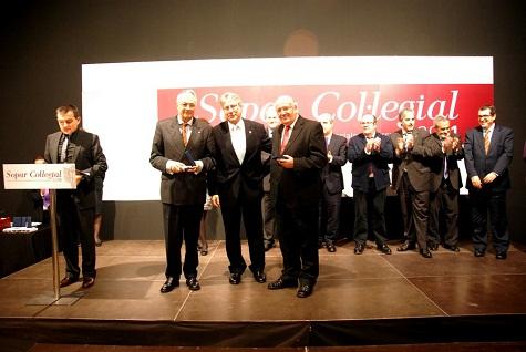 Sopar col legial 2011 col legi de graduats socials de - Colegio administradores barcelona ...