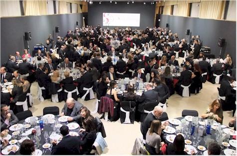 Cena colegial 2009 colegio de graduados sociales de - Colegio administradores barcelona ...
