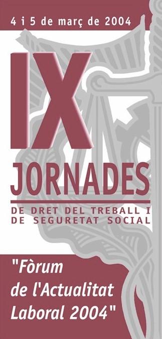 Ix Jornadas Colegio De Graduados Sociales De Tarragona